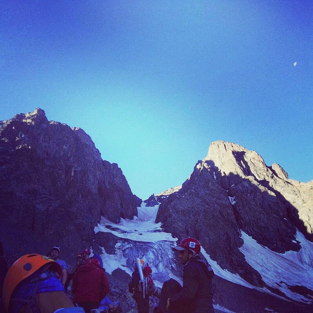 Kaçkar Dağları Zirve Tırmanışı